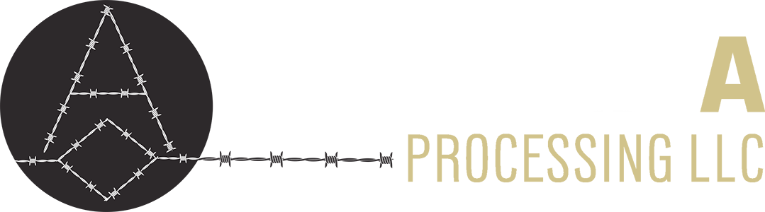 Diamond A Processing logo